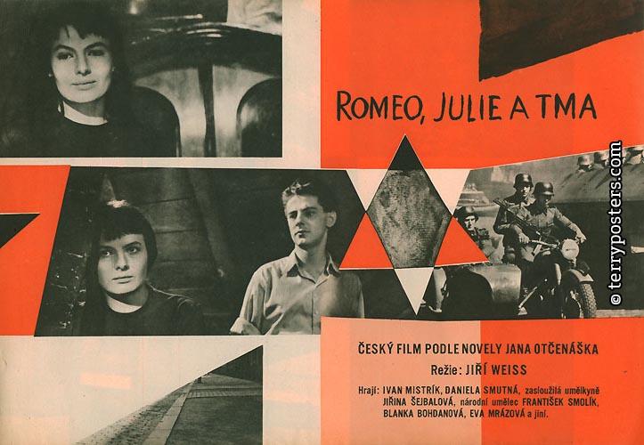 romeo juliet and darkness