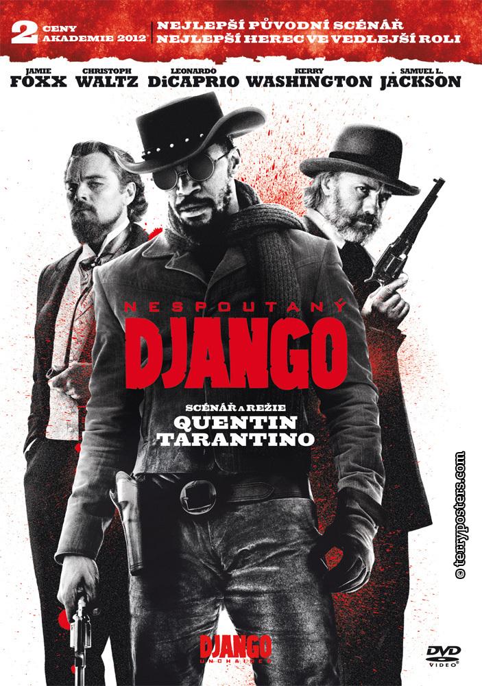 Django movie poster shop