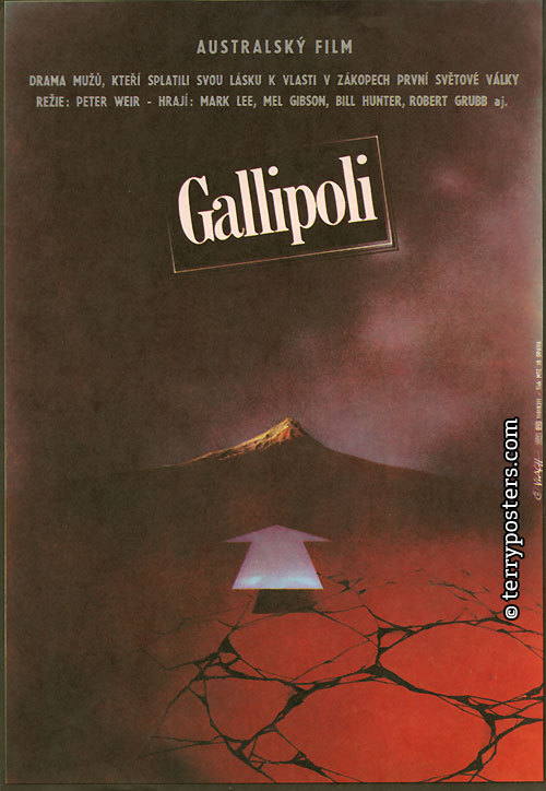 """peter weir s gallipoli essay example For a lucid, informative account of weir's formative years, refer to don shiach's the films of peter weir, charles letts, london, 1993, pp 15–28 in interview weir speaks explicitly about the value he places on the close-up: """"the great discovery of the cinema, this new art form, is the close-up."""