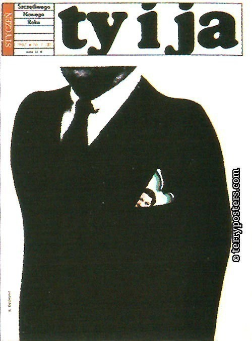 Ty i ja 1967/1: magazine cover; 1967