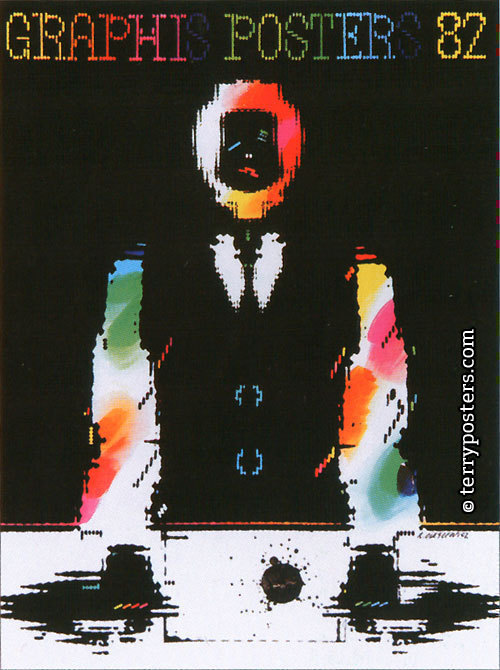 Graphis Posters 82: magazine cover; 1981