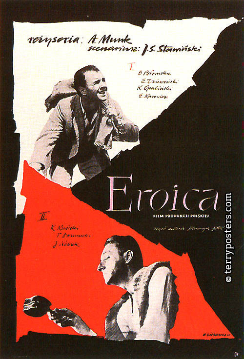 Eroica: Movie poster; 1957