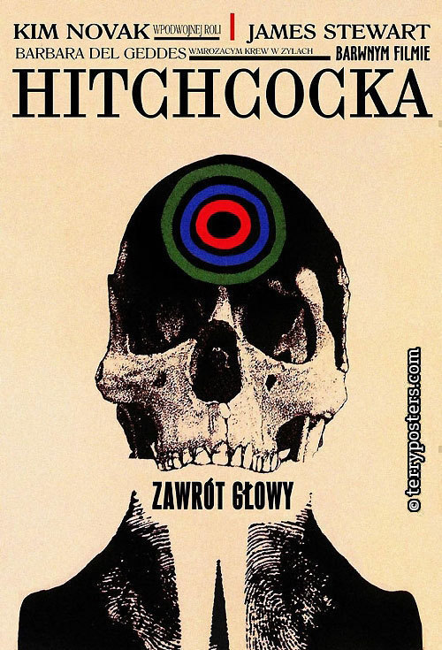 Zawrót glowy: Movie poster; 1963