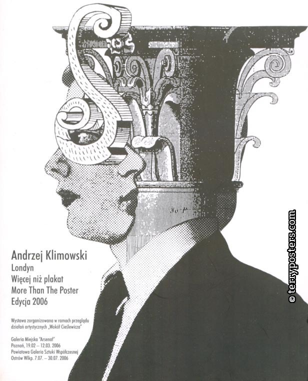 More Than The Poster; catalog for exhibition; 2006