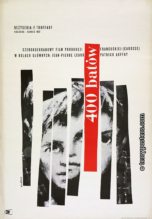 French New Wave Shop Terry Posters Movie Posters Books
