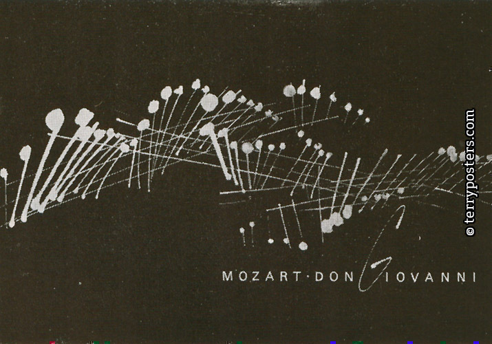 Don Giovanni; 1962