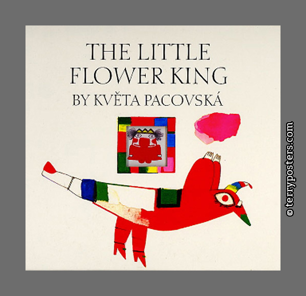 The Littel Flower King: NorthSouth; 1991